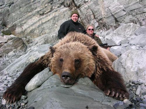 браконьеров нет