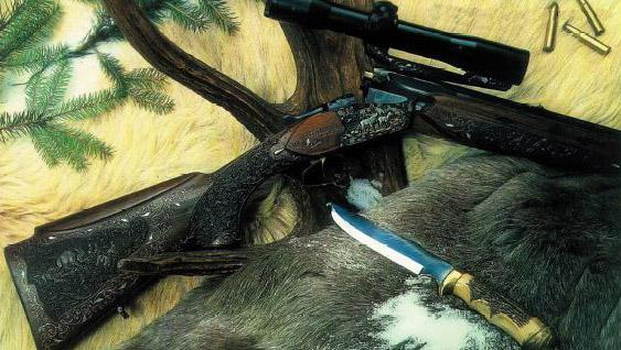 правила охоты