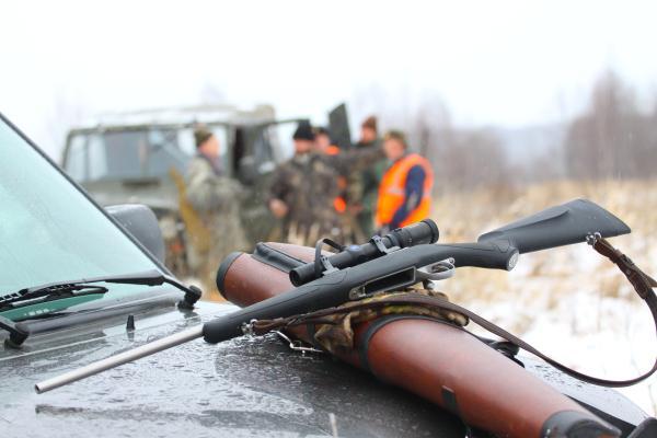 охот ружья