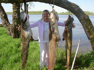 Клуб охотников и рыбаков